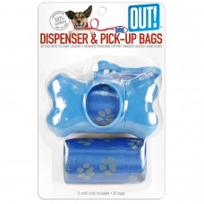 Trixie Bone Dispenser with Waste Pick-Up Bags,