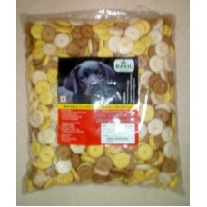 Basil Non - Vegetable Puppy Biscuits ( 1 Kg )