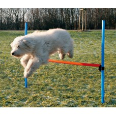 Trixie Dog Activity Agility Hurdle (Blue/Orange)