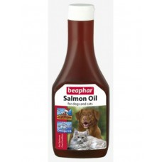 Beaphar Salmon Oil for Dogs and Cats 425ml