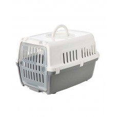 Savic Zephos Cage (White & Gold Grey)
