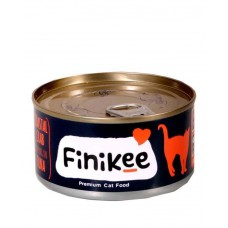 Finikee Coastal Crab Topping On Tuna Canned Food (185 Gm)