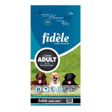 Fidele Large Breeds Dog Food 4 Kg