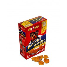 All4Pet Assorted Cookies Treat Biscuits For Dogs(1 kg)