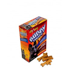 All4Pet Buddy Treat Biscuits Non-Veg For Dogs (1kg)