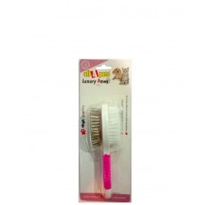 All4Pet Dual Soft Brush