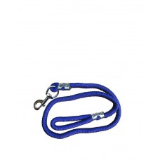 Fekrix Nylon Rope Leash For Dog Blue - Small