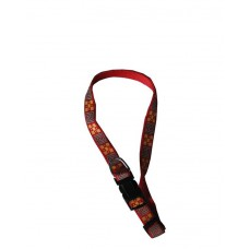 Fekrix Printed Collar - 15 mm ( Red )