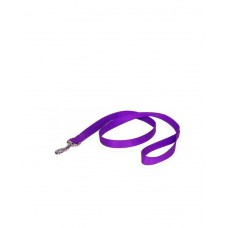 Fekrix Nylon Leash Small For Dog ( Purple )