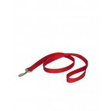 Fekrix Nylon Leash 1/2 inch ( Red )