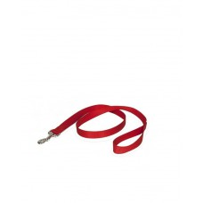 Fekrix Nylon Leash - 1 inch ( Red )