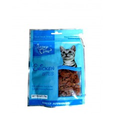 Jerky Time Cat Treat Chicken Bites (75 Gm)