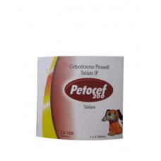 All4Pets Petocef Tablet ( 200 MG )