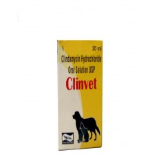 Cipla Clinvet Solution ( 20 ml )