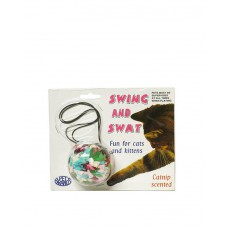 Pets Band Swing & Swat Fun For Cat And Kittens