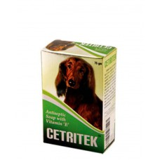 All4Pets Cetritek Soap ( 75 gm )