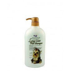 Long Coat Aloe Shampoo 750 Ml