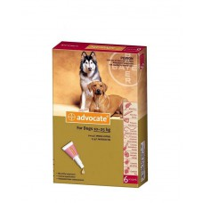 Advocate Dog Spot 1*2.5ml