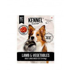 Kennel Kitchen Lamb & Vegetables Adult Large Breed Dog Food (300 Gm)