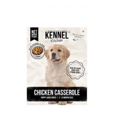 Kennel Kitchen Chicken & Casserole Puppy Large Pet Food  ( 300 Gm )