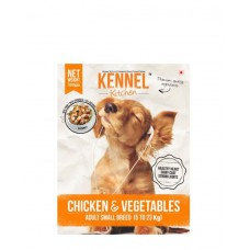 Kennel Kitchen Adult Small Chicken & Vegetables Dog Food ( 300 Gm )