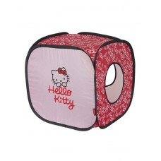 Hello Kitty Playing Cube Cat Toy