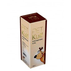 All4Pet Kuff Syrup Anti Cough Formula For Pets (100 ml)