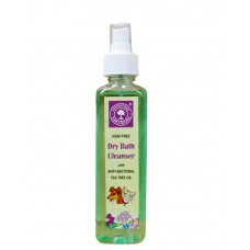 Aromatree Dry Bath Cleanser Spray For Dog