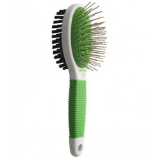 Double Sided Medium Pin / Bristle Pet Brush