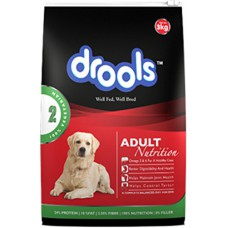 Drools 100% Vegetarian Adult Dog Food (6.5 Kg)