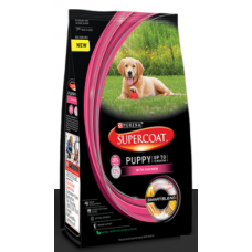 Purina Supercoat Puppy With Real Chicken (1.5 kg)