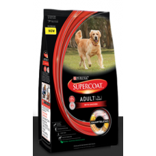 Purina Supercoat Adult With Real Chicken ( 400 gm)