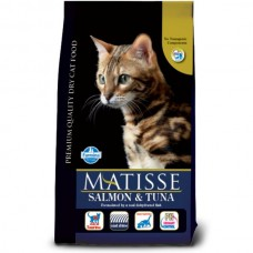 Matisse Cat Food Salmon & Tuna (400g)