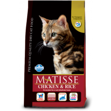 Farmina Matisse Chicken and Rice Cat Food (400 Gm)